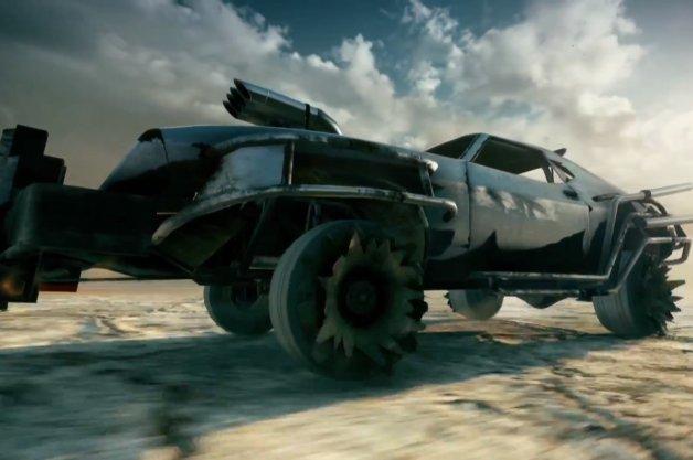 【ビデオ】ゲーム版「マッドマックス」のトレーラー公開に合わせて製作された「マグナム・オーパス」