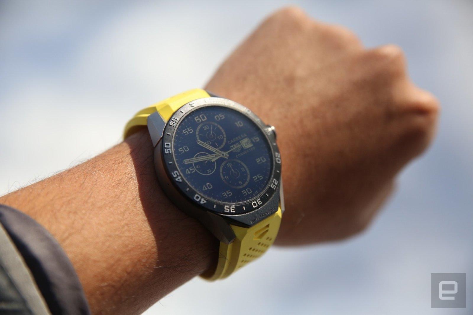 TAG Heuer confirma que desvelará su nuevo (y posiblemente carísimo) reloj androide mañana