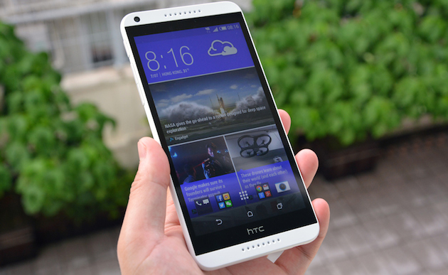 Engadget Daily: HTC Desire 816 review, the perks of being verified and more!