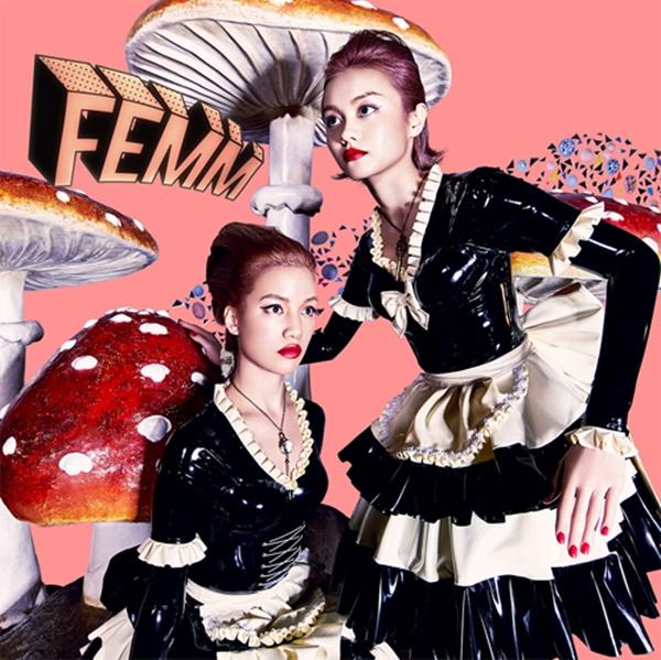世界が恋するマネキンデュオ「FEMM」がメジャーデビューを発表!