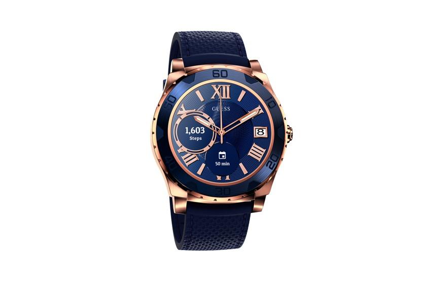 Modefirma Guess zeigt neue Smartwatch