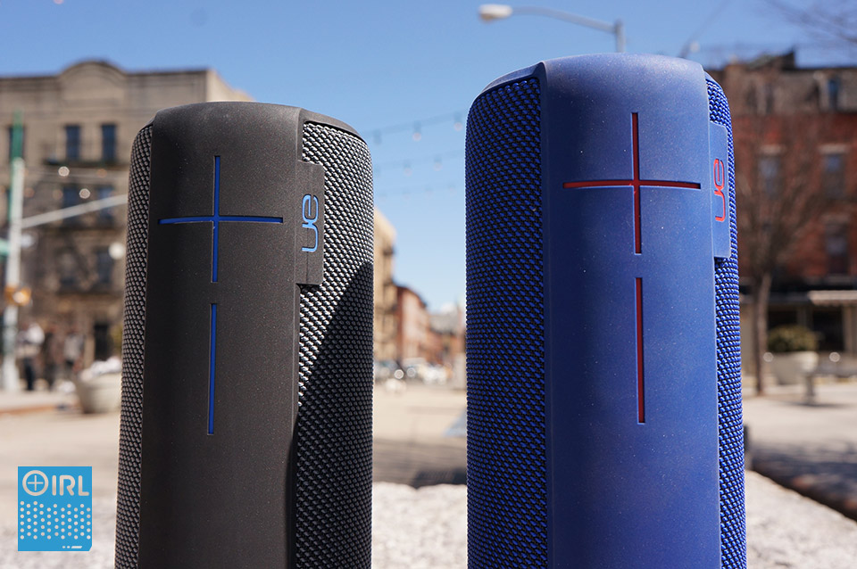 Does bigger mean better for UE's popular 'Boom' speakers?