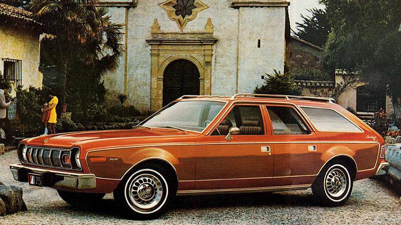 1975 AMC Hornet Sportabout