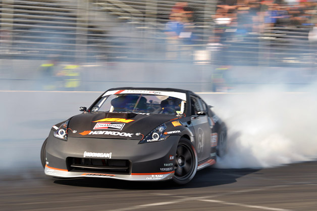 Formula Drift Streets of Long Beach 2014