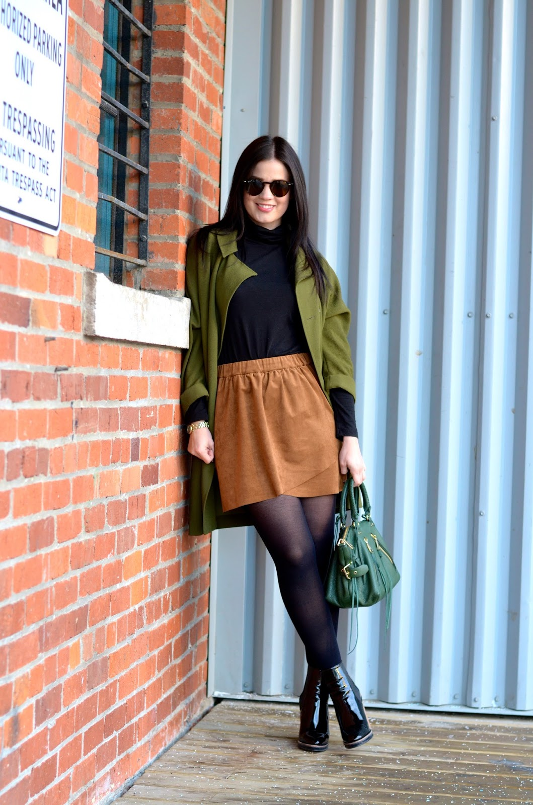 Street style tip of the day: Frigid