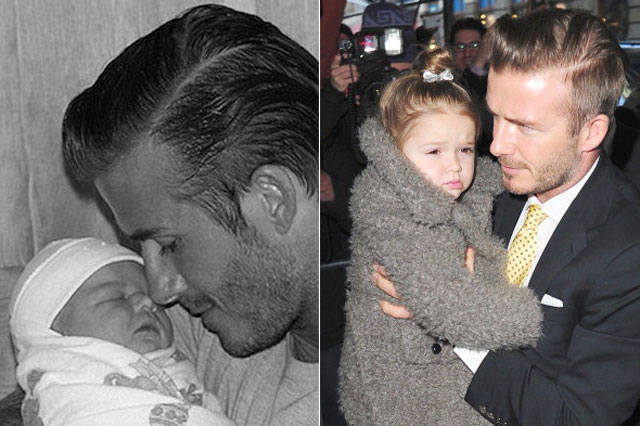 Harper Beckham birthday: Victoria and David's youngest turns three
