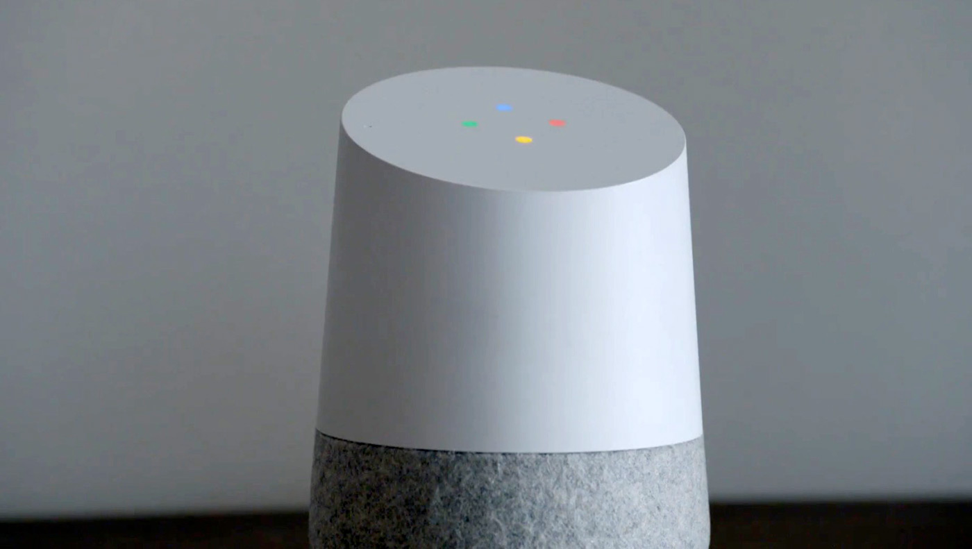 Google Home reportedly has Chromecast roots