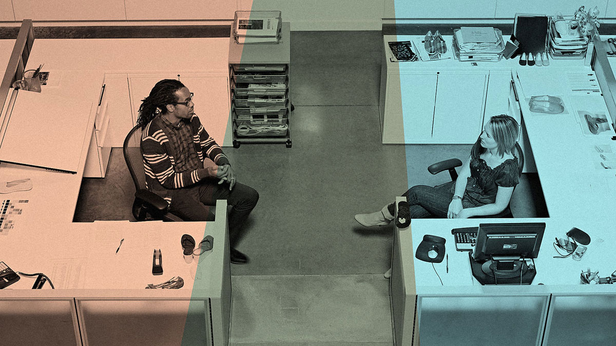 We spent two weeks wearing employee trackers: Here's what we learned