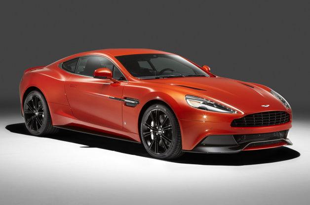 アストンマーティンのオーダーメイド部門「Q by Aston Martin」が手がけた特別モデル4台が公開へ