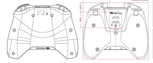 NVIDIA FCC Shield 2 P2570 comparison