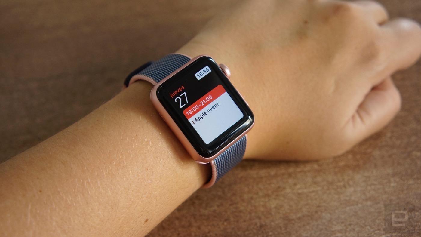 El próximo Apple Watch será más independiente que nunca