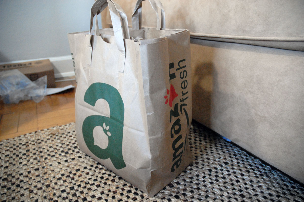 Amazon's grocery service now requires a $299 yearly membership