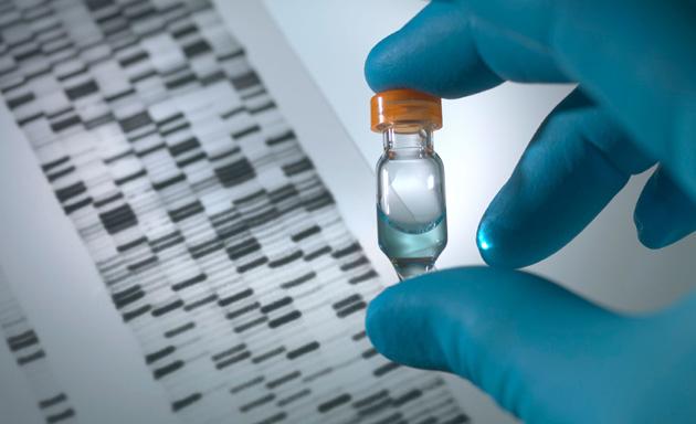 DNA sample
