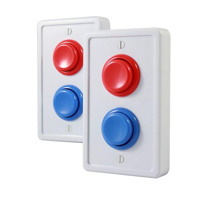 Mehr Analog: Arcade-Lichtschalter