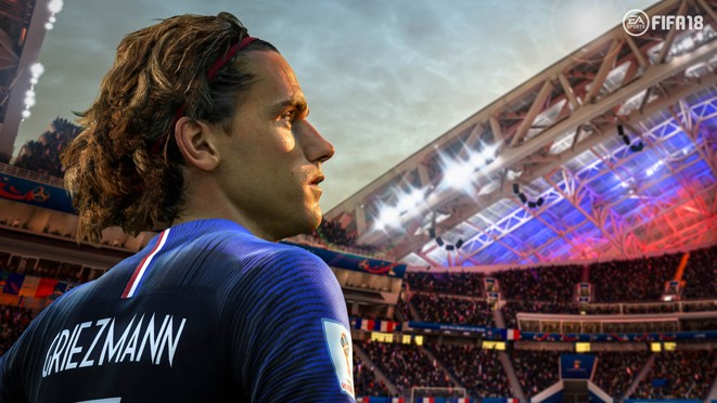 'FIFA 18' correctly predicted France's World Cup win