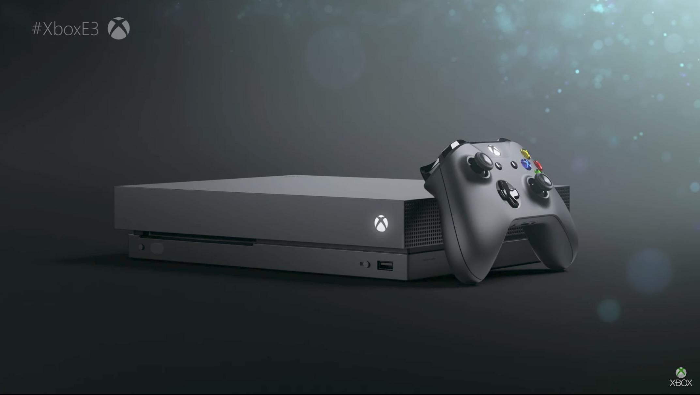 Xbox One X, cuando el 4K es la razón de jugar
