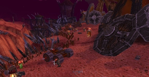 Bonechewers in Hellfire Peninsula