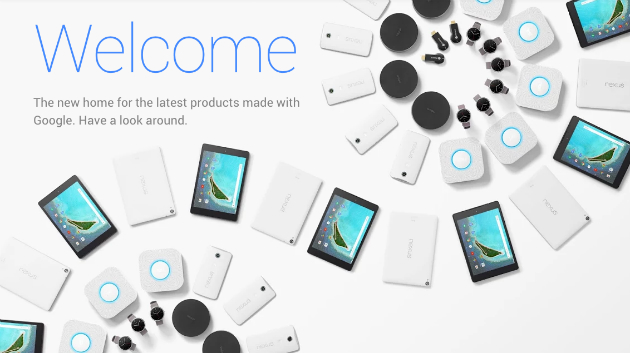 Google opens a new online store for all of its gadgets