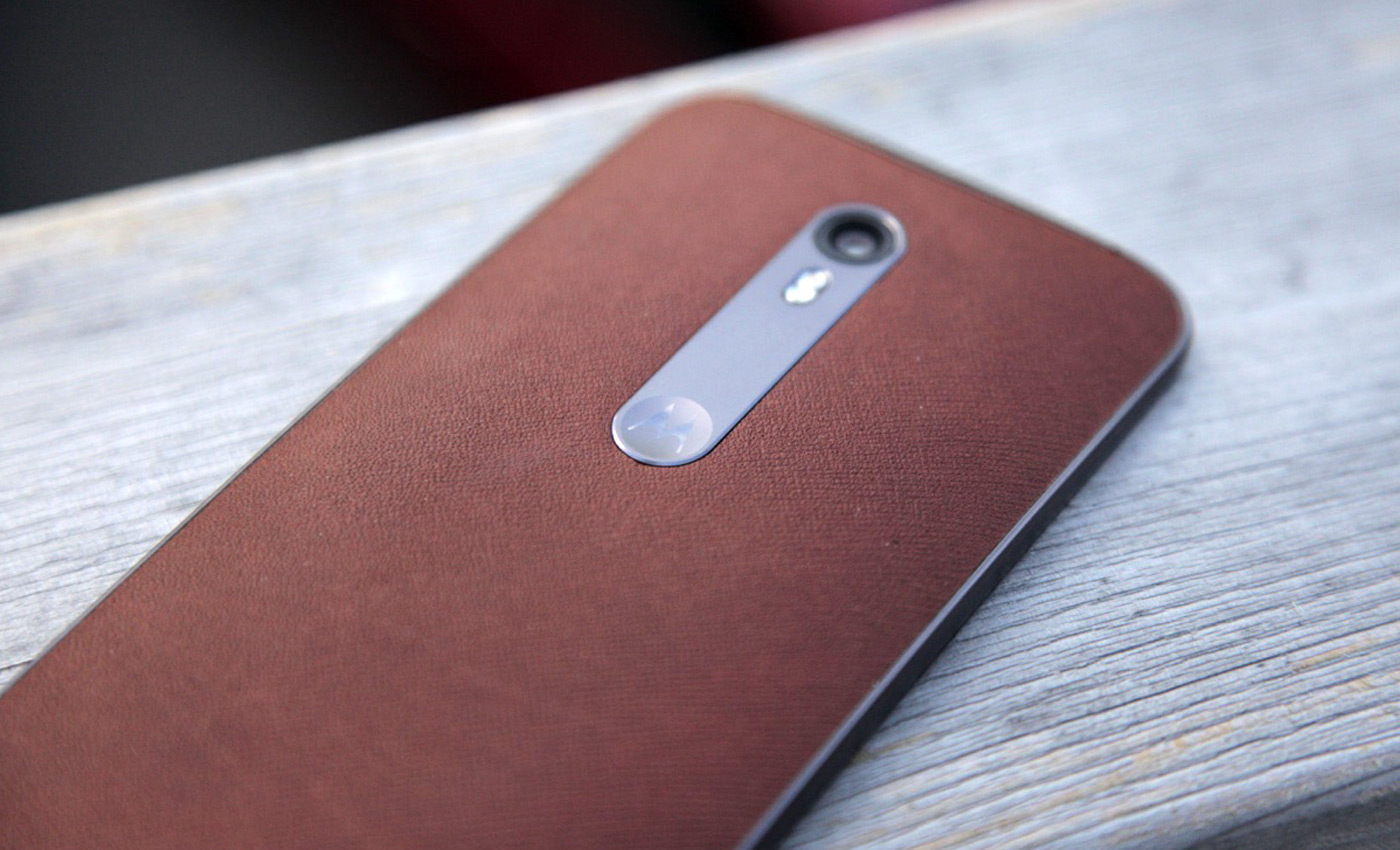 Motorola's name disappears from its phones this year