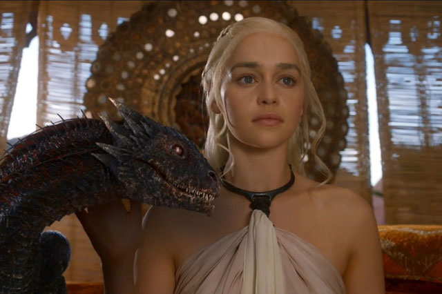 Game of Thrones inspires parents to name babies Khaleesi