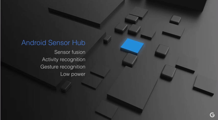 Google's Android Sensor Hub knows how its Nexus is moving