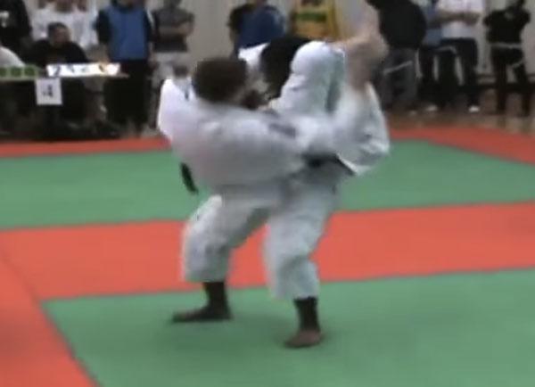 プロレス、MMAかぶれ多すぎwww ブラジリアン柔術の失格シーンをまとめたビデオがヒドすぎる【動画】
