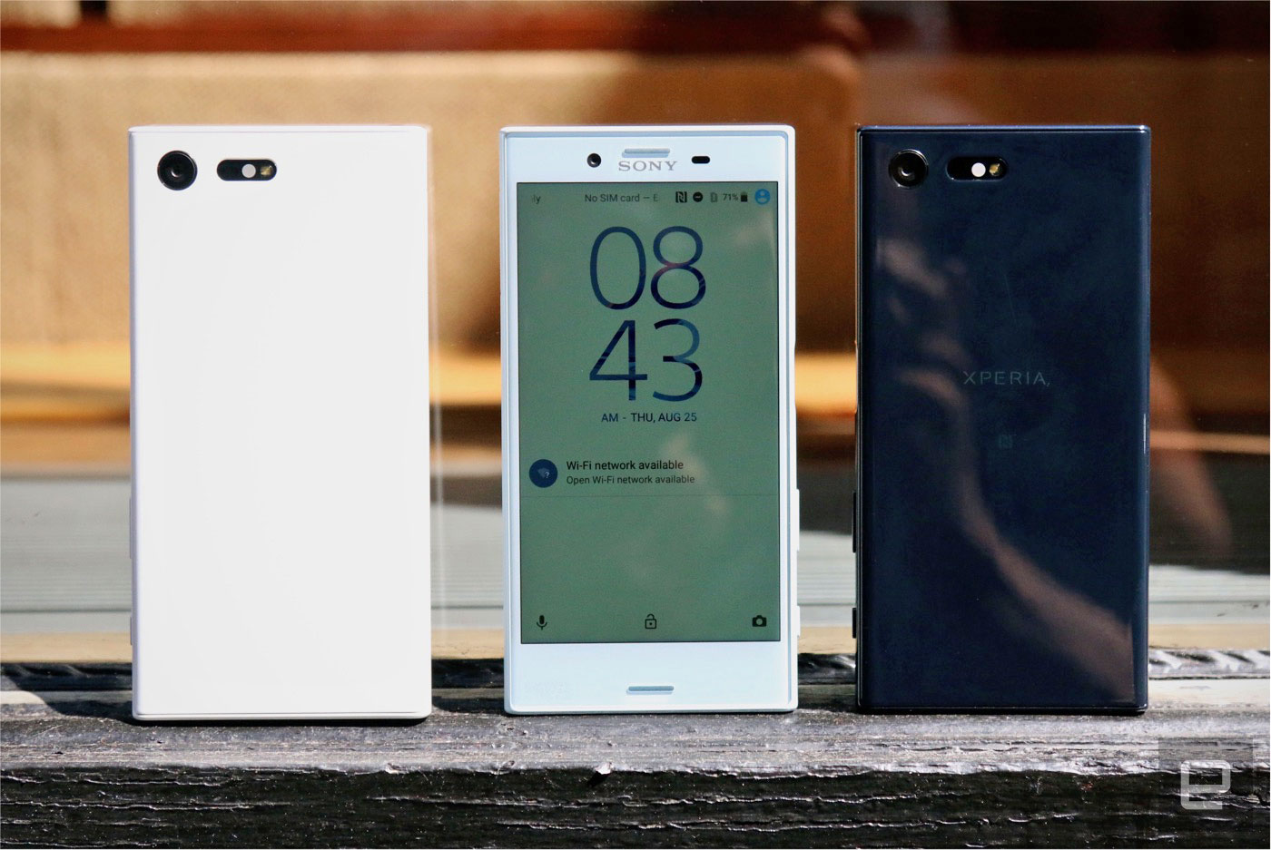 ifa 2016 sony xperia x compact engadget deutschland. Black Bedroom Furniture Sets. Home Design Ideas