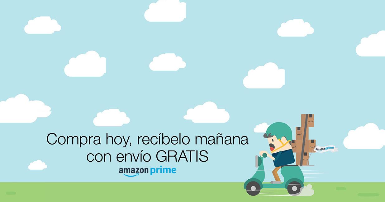 Amazon Premium pasa a ser Prime en España para reunificar todos sus servicios