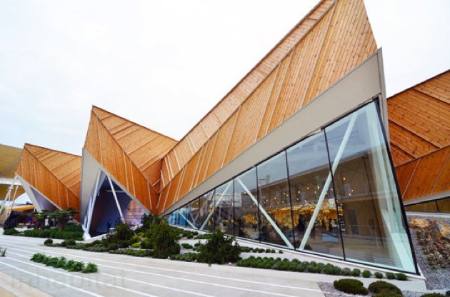 Inhabitat's Week in Green: Tesla's Powerwall and the 2015 Milan Expo