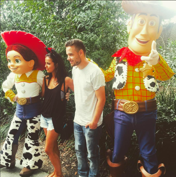 liam payne sophia smith toy story pic