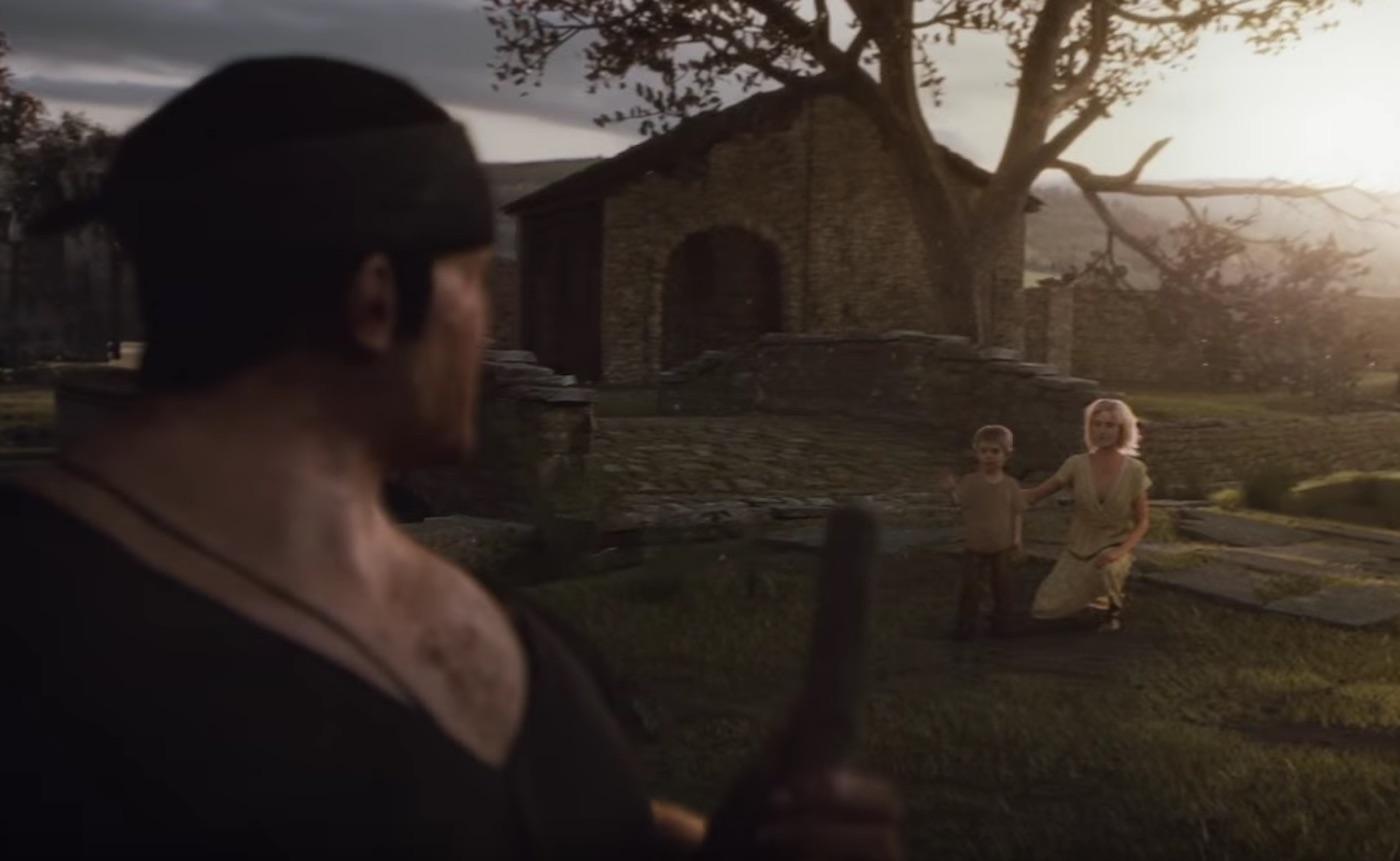 El primer tráiler de Gears of War 4 te pondrá tontorrón