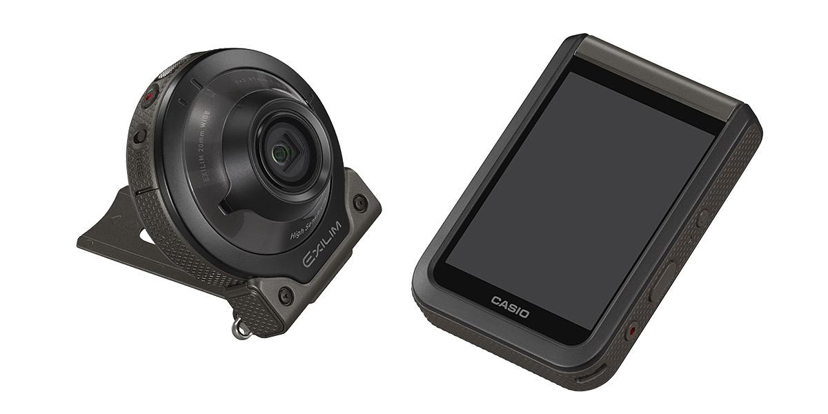 La nueva cámara de Casio ve en la oscuridad