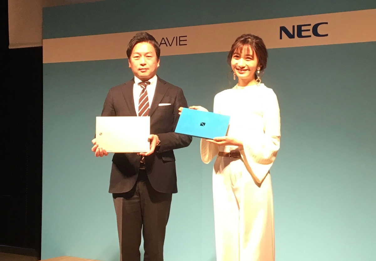 NEC「日本の若者はPCを持っていない—危機的状況にある」 日本の将来を憂い、女子大生とコラボ [無断転載禁止]©2ch.net->画像>16枚