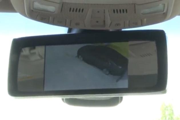 【ビデオ】車両の周囲360度を3Dビュー化する新しいカメラシステム