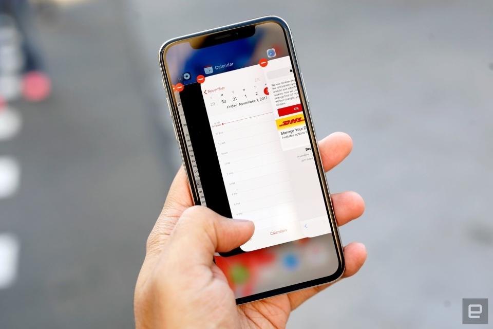 Apple advierte de los posibles problemas al usar una pantalla OLED en el iPhone X