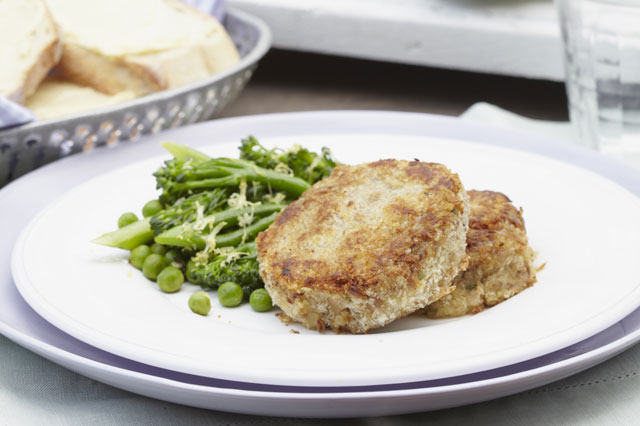 Tuna fishcakes recipe