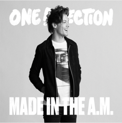 one direction made in the am album cover louis tomlinson