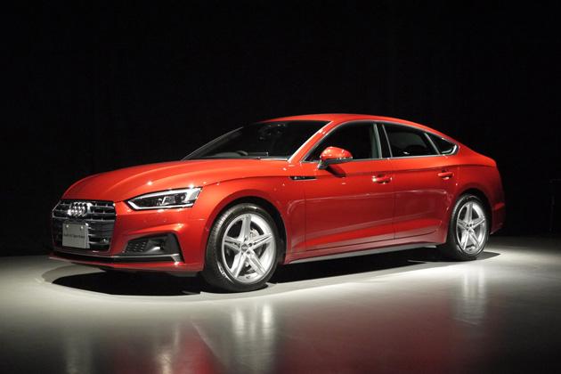アウディ、9年ぶりにフルモデルチェンジした新型「A5」シリーズの日本導入を発表 前輪駆動モデルなら546万円から