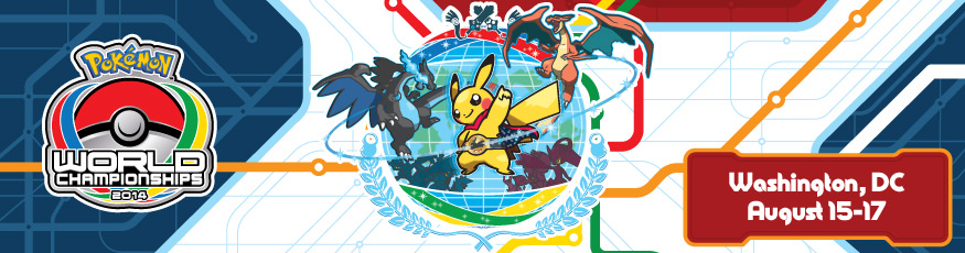 Pokemon World Championships coming to DC!