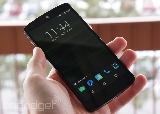 Microsoft's smart Android lock screen now shows the weather