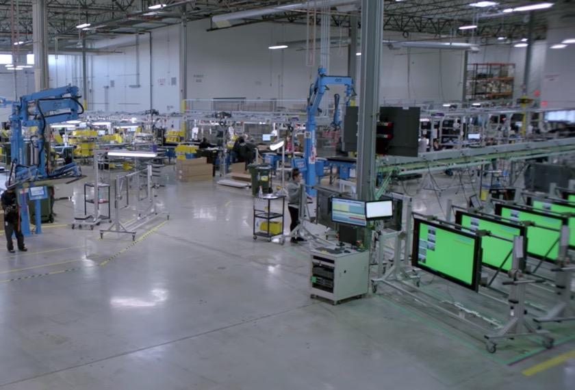 Microsoft verlagert Produktion des Surface Hub nach China