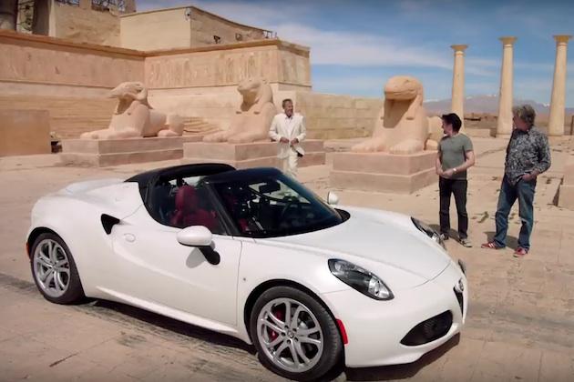 【ビデオ】新番組『グランド・ツアー』の最新予告映像が公開! 収録中に壊したクルマは27台、総走行距離は...23億7千万km!?