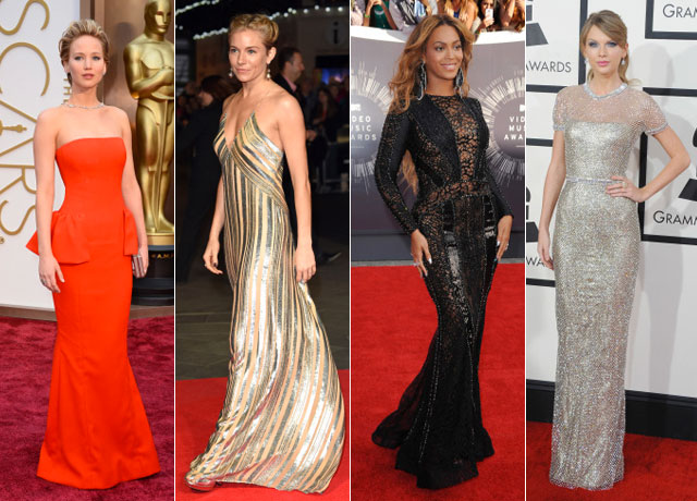 50 Best Dressed Women Of 2014
