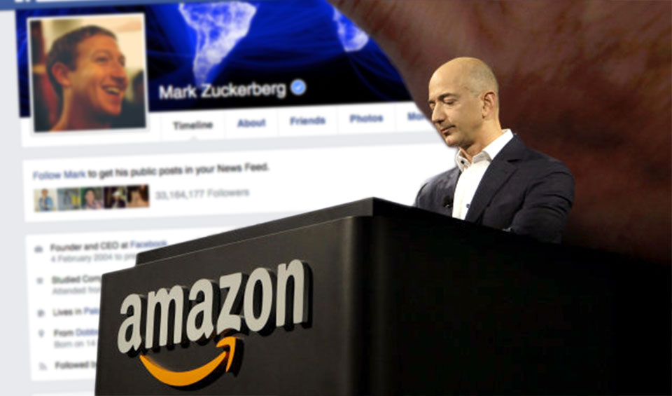 Amazon accused of spying on reviewer's social media profiles
