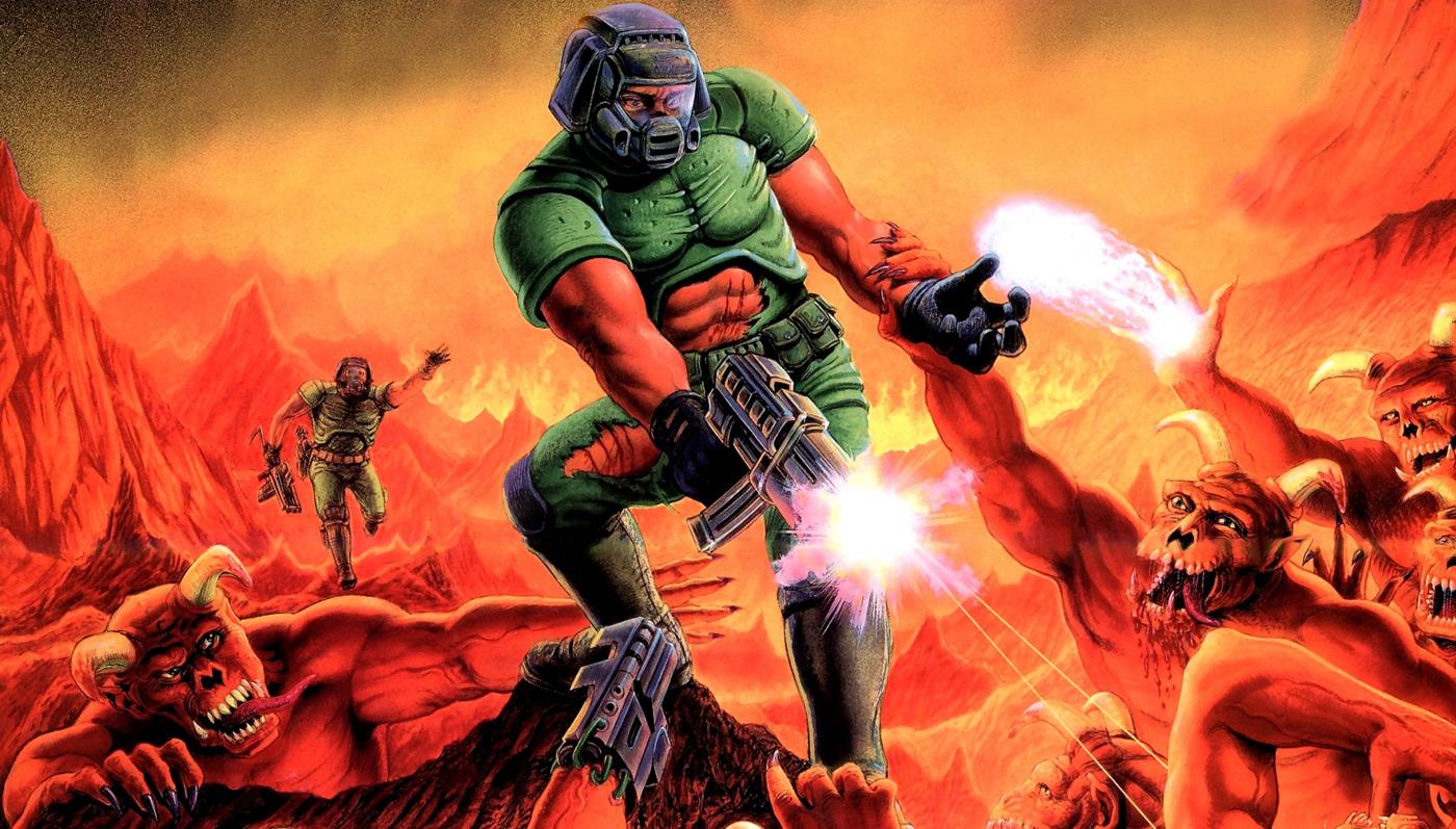 Uno de los creadores de Doom ha publicado un nuevo mapa