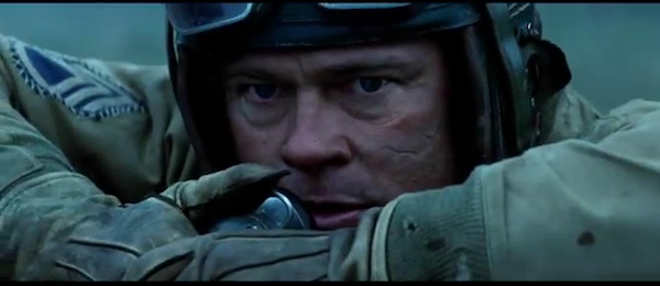 ブラッド・ピットが再び絶体絶命な戦争に!容赦ない破壊&戦闘!映画『ウォー・マシーン』