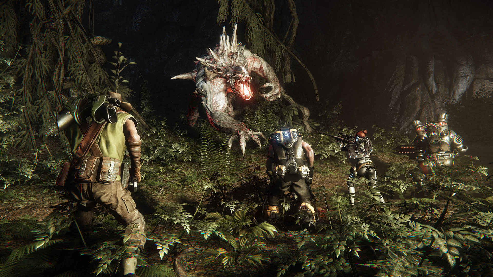 Here's how to play your best game as the Goliath in the Evolve Alpha