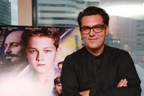 『PAN ~ネバーランド、夢のはじまり~』ジョー・ライト監督、「少年は勇気と想像力と信念を持つべき」