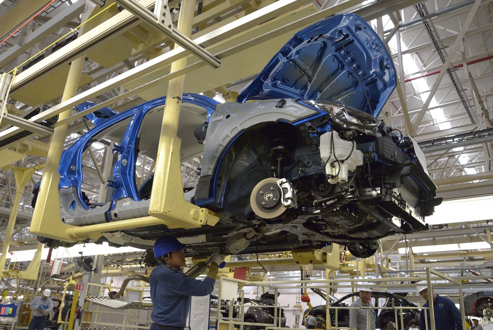 MZDA Mazda de Mexico Vehicle Operation