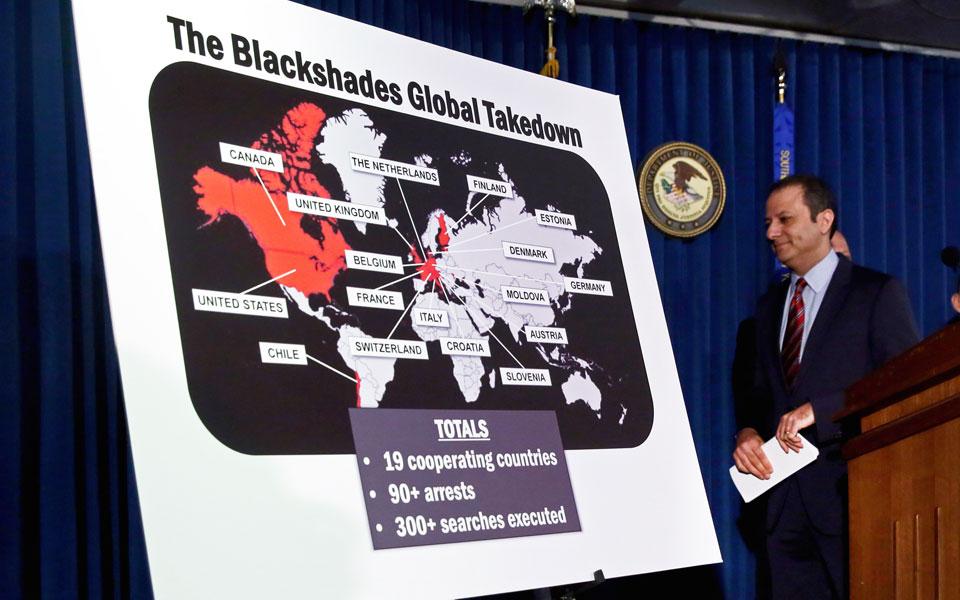 'Blackshades' webcam spying ring leader gets over 4 years in prison